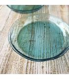 ボウルガーデン bowlgarden キントー KINTO AQUA アクア ディープ プレート ブルー お皿 食器 /Z