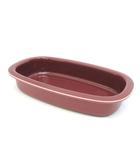 ボウルガーデン bowlgarden キントー KINTO グリルプレート オーバルS グラタン皿 レッド /Z