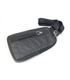 エースジーン ACEGENE ボディバッグ ショルダーバッグ 黒 ブラック 鞄 /Z