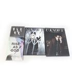 セット販売 3点セット 東方神起 CD BEST SELECTION 2010 RISE AS GOD TVXQ! DVD U KNOW Y /Z