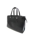 トゥミ TUMI 18SS 極美品 ビジネスバッグ ブリーフケース レザー 黒 ブラック 鞄 /Z