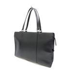 ナチュラルビューティー NATURAL BEAUTY ハンドバッグ ビジネスバッグ スクエア 黒 ブラック 鞄 /Z