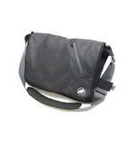 マムート MAMMUT ショルダーバッグ フラップ式  黒 ブラック 鞄 /Z