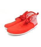 アディダスネオ adidas neo スニーカー 靴 シューズ ハイカット EZQTブーティ 24 オレンジ /Z