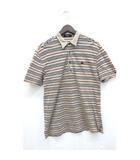 ポロシャツ ノバチェック バーバリーチェック 半袖 3 /Z