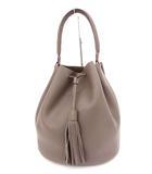 アニヤハインドマーチ ANYA HINDMARCH VAUGHAN ヴォーン 巾着 ハンドバッグ ワンショルダーバッグ ラージサイズ