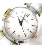 バーバリー BURBERRY Women's BU1379 ノバチェック レザーストラップ 腕時計