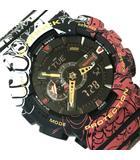 カシオジーショック CASIO G-SHOCK ワンピース コラボレーション GA-110JOP-1A4JR 腕時計