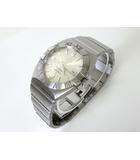 オメガ OMEGA 腕時計 コンステレーション ダブルイーグル デイト 自動巻き オートマティック シルバー 白文字盤 ステンレス SS ウォッチ