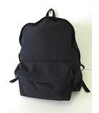コムデギャルソンオムプリュス COMME des GARCONS HOMME PLUS リュックサック デイパック ナイロン 黒 ブラック ロゴ バックパック ビッグ 大 かばん 鞄 カバン