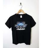 3代目 J Soul Brothers BLUE PLANET Tシャツ 半袖 ロゴ 2015 ツアー S 黒 ブラック
