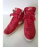 ナイキ NIKE バンダル ハイ サプリーム VANDAL HIGH SUPREME NYLON スニーカー シューズ バッシュ 26.5 ピンクレッド 赤 くつ 靴