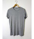 アクネ ストゥディオズ Acne Studios Tシャツ カットソー 半袖 XS グレー 杢 国内正規品