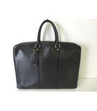 ルイヴィトン LOUIS VUITTON バッグ ブリーフケース エピ ポルトドキュマン ヴォワヤージュ M59092 黒 ブラック ノアール レザー ビジネスバッグ 書類 かばん 鞄