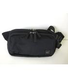 ポーター PORTER バッグ ボディバッグ ナイロン ロゴ 黒 ブラック かばん 鞄 カバン