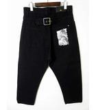 ヴィヴィアンウエストウッド Vivienne Westwood パンツ デニムパンツ サルエルパンツ ジーンズ ジーパン ブラックデニム 28 黒 オーブロゴ 国内正規品