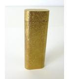カルティエ Cartier ライター ガスライター オーバル ゴールド ケース付 石フリント付 喫煙 たばこ