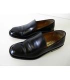 サルヴァトーレフェラガモ Salvatore Ferragamo ローファー ビジネスシューズ 革靴 スリッポン 本革 レザー 8 EEE 黒 ブラック 幅広 紳士 ビジネス 通勤 くつ 靴 シューズ