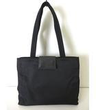 プラダ PRADA バッグ ショルダーバッグ ナイロン レザー 黒 ブラック かばん 鞄 カバン