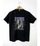 ヒステリックグラマー HYSTERIC GLAMOUR Tシャツ カットソー 半袖 ガールプリント M 黒 ブラック 国内正規品