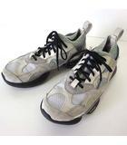 リーボック Reebok 3D OP. PRO スニーカー シューズ ソックススニーカー 24.5 ベージュ グレー カーキ CN3910 くつ 靴