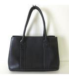 キタムラ Kitamura バッグ トートバッグ レザー 黒 ブラック 牛革 かばん 鞄 カバン