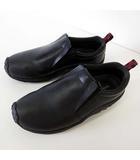 メレル MERRELL シューズ スリッポン コンフォートシューズ レザー スニーカー US 8 黒 ブラック 26.0cm くつ 靴 シューズ