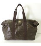 マリオヴァレンチノ マリオヴァレンティノ MARIO VALENTINO バッグ トートバッグ ロゴ 総柄 PVC ブラウン 茶 ビッグ 大容量 かばん 鞄 カバン