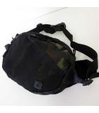 ギャレット GALLET バッグ ウエストバッグ ボディバッグ 迷彩 カモフラ柄 ナイロン カーキ 黒 ブラック ブラウン かばん 鞄 カバン