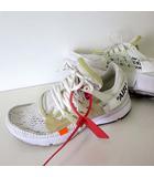 ナイキ NIKE オフホワイト OFF WHITE THE 10 AIR PRESTO エアプレスト AA3830-100 スニーカー 25.0cm 白 ホワイト US 7 くつ 靴 シューズ 国内正規品