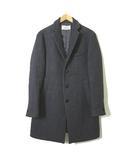 コート チェスターコート ウール 長袖 48 M グレー