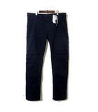 ジェイブランド J BRAND パンツ テーパードパンツ スリムフィット 40 紺 ネイビー コラボ タグ付 美品 ゆったり 大きいサイズ ビッグサイズ