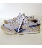 リーボック Reebok スニーカー ランニングシューズ 23.5cm アイスグレー グレー オフ白 くつ 靴 シューズ