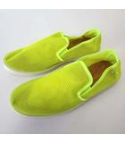 リビエラ RIVIERAS スリッポン シューズ ナイロン メッシュ スニーカー 41 蛍光 イエロー 26.0cm くつ 靴 スペイン製