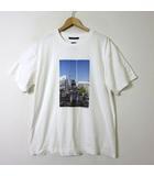 ロンハーマン Ron Herman RHC Liberaiders リベレイダース 別注 Tシャツ フォト ロゴ 半袖 オーバーサイズ コットン L 白 ホワイト