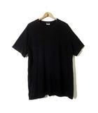 コムデギャルソンオムプリュス COMME des GARCONS HOMME PLUS Tシャツ カットソー 半袖 オーバーサイズ L 黒 ブラック AD2015