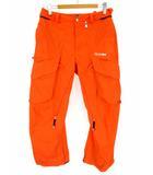 ボルコム VOLCOM GSW PANT スノー パンツ スノーボードウエア スキーウエア G135906 オレンジ サイズS