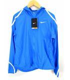 ナイキ NIKE インポッシブリー ライト ジャケット ランニング ウインドブレーカー ウインドジャケット パーカー ジップアップ ナイロン 719768 青 ブルー サイズS タグ付き