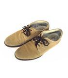 ホーキンス Hawkins レザー オックスフォード シューズ スエード プレーントゥ 革 靴 HL90013 ベージュ サイズ26cm