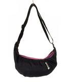 グラビス GRAVIS ボディバッグ ショルダーバッグ かばん 鞄 斜め掛け 黒 紫