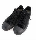 コンバース CONVERSE スニーカー シューズ 靴 オールスター ALL STAR ローカット キャンバス ブラック 黒 5