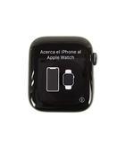 アップルウォッチ Apple Watch Series 4 44mm Gray Aluminum BLK Sport Band GPS+CEL MTVU2J/A 黒