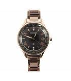 シチズン CITIZEN クロスシー XC エコドライブ 電波 ソーラー 腕時計 ウォッチ EC1168-52E 限定モデル サクラピンク