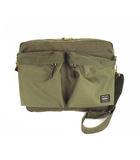 ポーター PORTER 吉田カバン フォース ショルダーバッグ メッセンジャー かばん 鞄 斜めがけ 855-07415 カーキ
