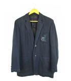 グリーンクラブ GREEN CLUBS セットアップ スーツ 上下セット ジャケット 2B パンツ テンセル コットン 刺繍 インディゴ