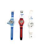 カシオジーショック CASIO G-SHOCK Gショック 腕時計 3点セット ワールドカップ 1998年 フランス大会 G-WCUP98 DW-004 DW-9500WF DW-9600WF ウォッチ デジタル ディスプレイケース付き