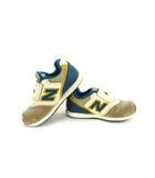 ニューバランス NEW BALANCE ベビーシューズ 靴 キッズシューズ 子供靴 運動靴 スニーカー ファーストシューズ ベルクロ サイズ14.5cm