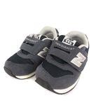 ニューバランス NEW BALANCE スニーカー 靴 シューズ 996 ネイビー 紺 14cm ベビー用 子供用 男の子用