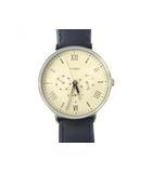タイメックス TIMEX 腕時計 クォーツ ウォッチ サウスビューレザーベルト TW2R29200 紺