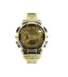 カシオジーショック CASIO G-SHOCK 腕時計 クォーツ ウォッチ デジアナ GA-110GD スケルトン クリア